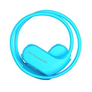 Image 4 - IPX8 Dustproof Waterproof MP3 Player Outdoor Sport MP3 Headphone HiFi Music 8G Memory Earphones for  Running