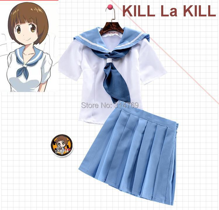 Fashion Anime font b Kill b font font b la b font font b Kill b