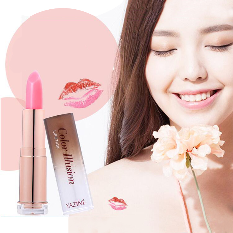 Sexy Waterproof Makeup Lip Matte Lipstick Gloss Nude Long Lasting ...