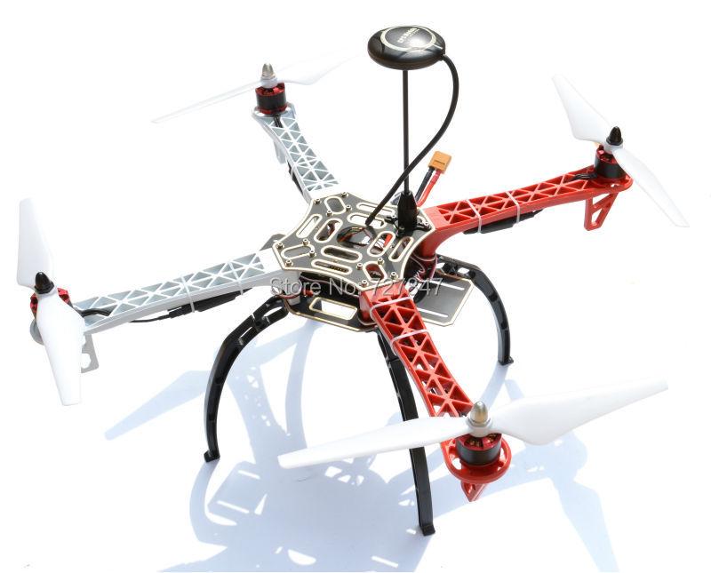 F450 Multi Copter Quadcopter Rack Kit Frame APM 2 8 M8N 8N GPS Power Module 2212