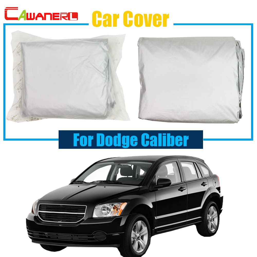 Aliexpress.com : Buy Cawanerl Full Car Cover Anti UV Rain Snow Resistant  Cover Sun Shade Dustproof For Dodge Caliber from Reliable full car cover  suppliers ...