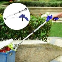 Aluminiowe śmieci sanitarne śmieci śmieci Folder obiekty szczypce zbieranie śmieci klip nowe urządzenie do otwierania zamków ogrodowych July1 Whosale i DropShip