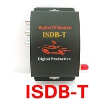 New 2016 ISDB-T Brazil Car TV Digital Receiver 140-190KM/H TV tuner Car ISDB T TV Digital Brasil for South America