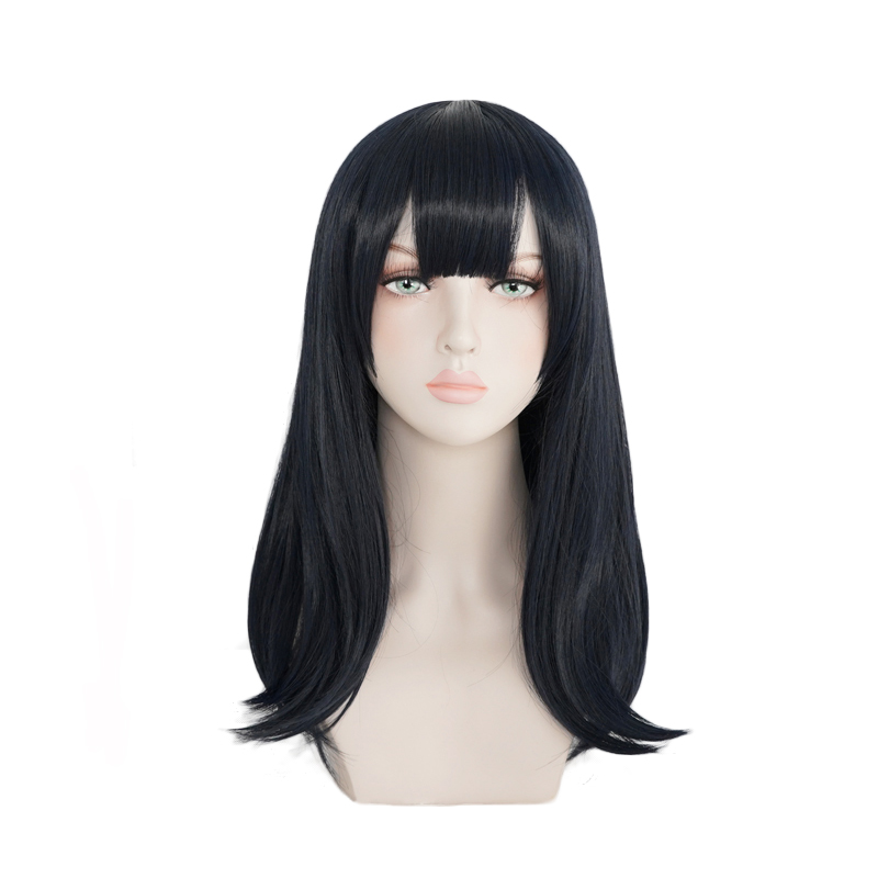 Anime SSSS.GRIDMAN Takarada Rikka Women Wig Cosplay Costume Heat Resistant Synthetic Hair Halloween Party Wigs