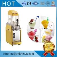 12L Mini Ice cream maker Single tank Slush machine Soft Ice cream machine 220V 110V