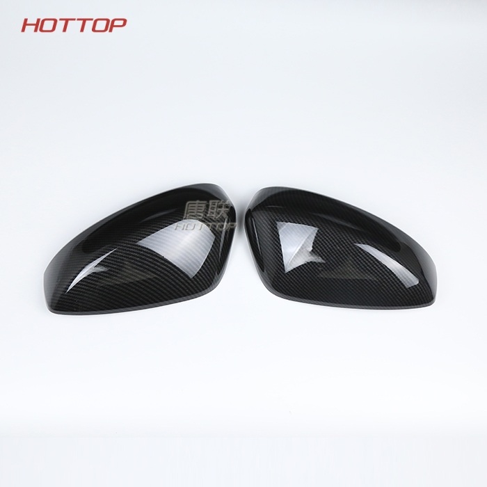 Rearview Mirror Shell Housing Mirror Cover Side ABS Carbon For Mazda CX 5 CX5 2017 2018 Car Accessories