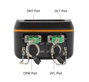 Image 4 - PON Optical Power Meter Với 1 mw VFL Và Optical Power Meter cho EPON GPON xPON OLT ONU 1310/1490/1550nm TM70B OV1