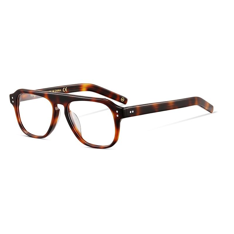 Movie Kingsman Glasses Golden Circle Secret Service Men Eyewear Acetate Frame British Style Eyeglasses Frames Kingsman