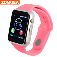 Men Women Smart Watch For Android Bluetooth Sport Pedometer Support Whatsapp Twitter SmartWatches For Samsung Camera