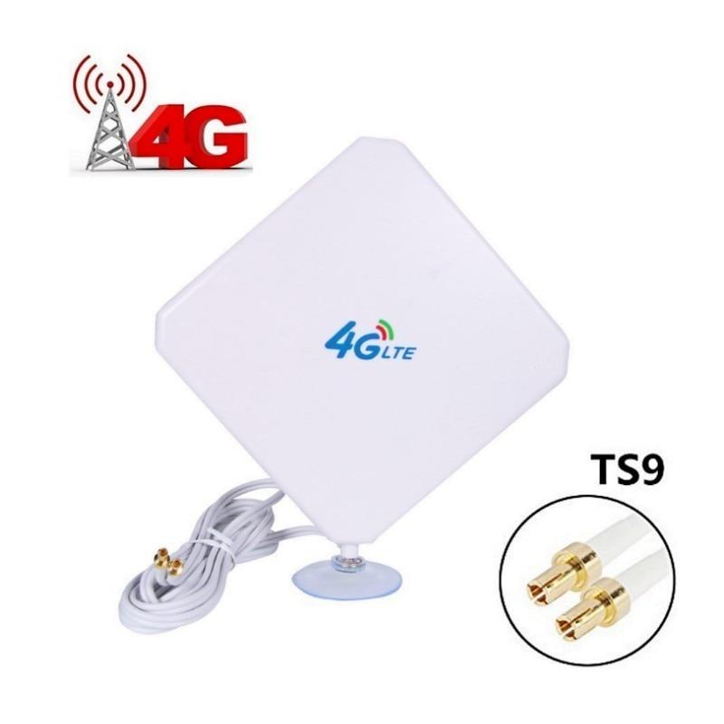 Signal-Amplifier Wifi-Antenna E392 Indoor External 4G for E5372 E8372/E589/E392/.. TS9