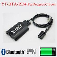 Yatour Bluetooth music interfaces YT-BTA for Peugeot Citroen