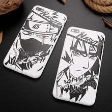 Naruto Sasuke Kakashi Phone Case For iPhone