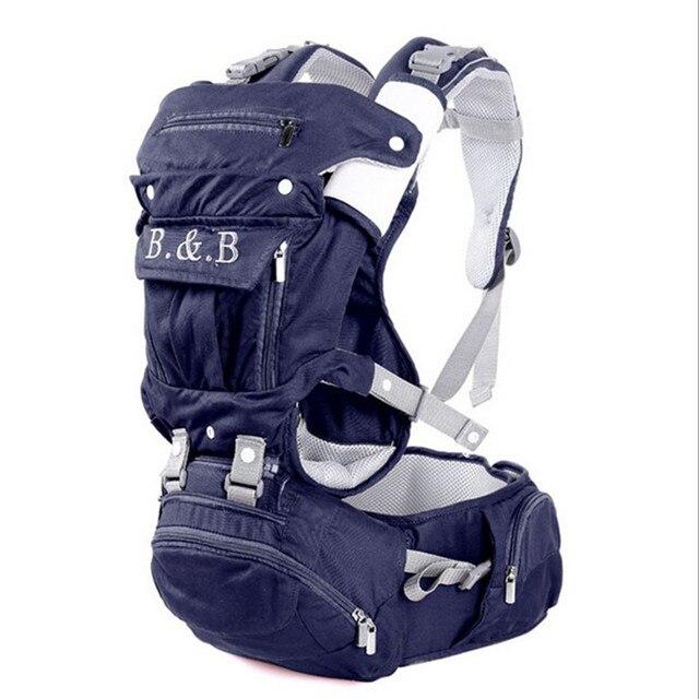 2017 Baby Carrier Hip Seat 2 in 1 Backpack Baby Sling Wrap Carriers Toddler Baby Hipseat kangaroo suspenders