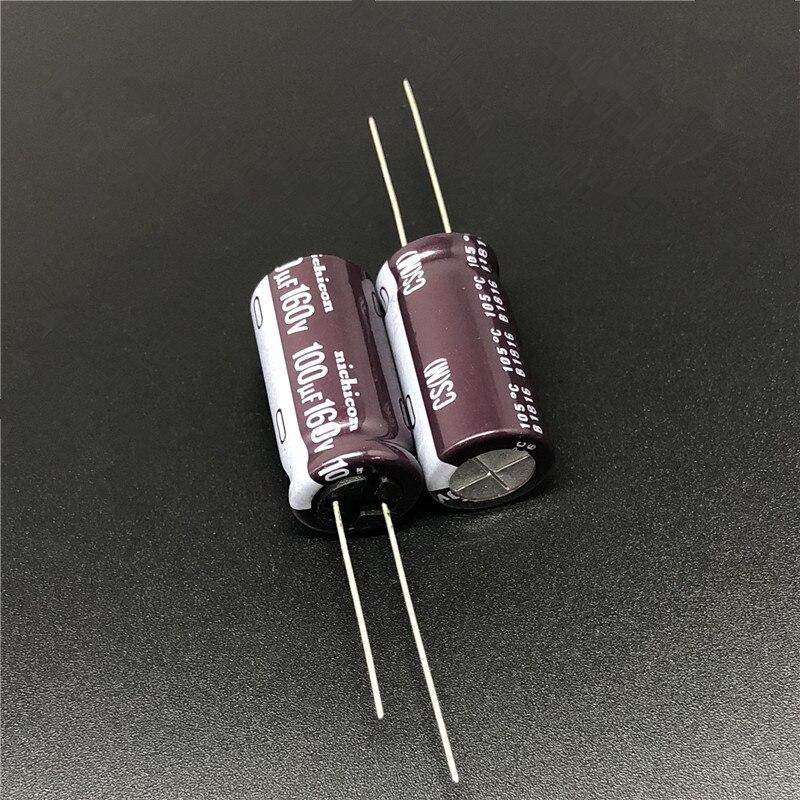 Capacitor Radial Miniature 5mm 10 uF 35 Volt 20/% 5mmx5mm 85c 30 pcs