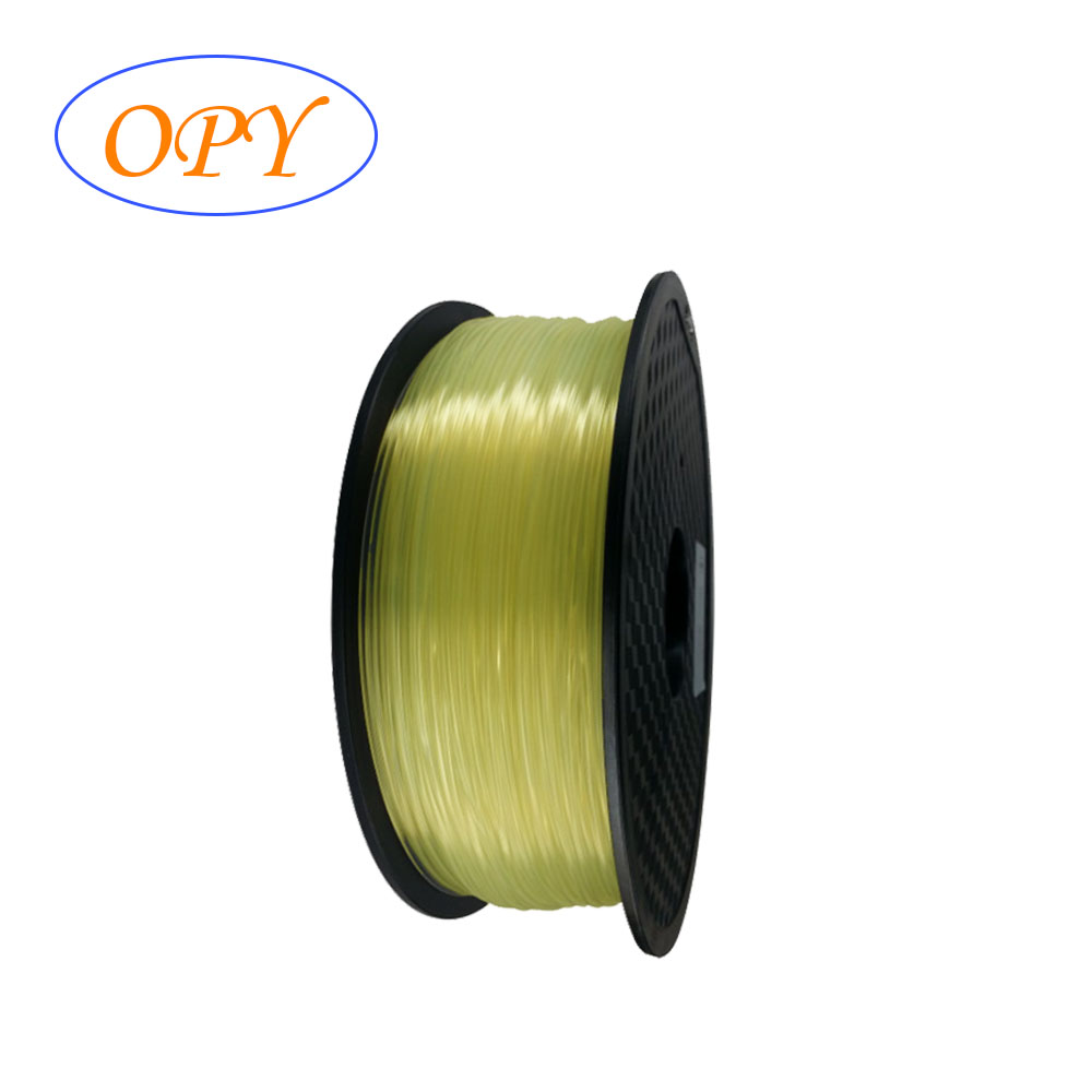 Pva 0.5kg Water Soluble Washable Printing Filament Supporting Material Pla Temperature 190 To 220 Degree Environment