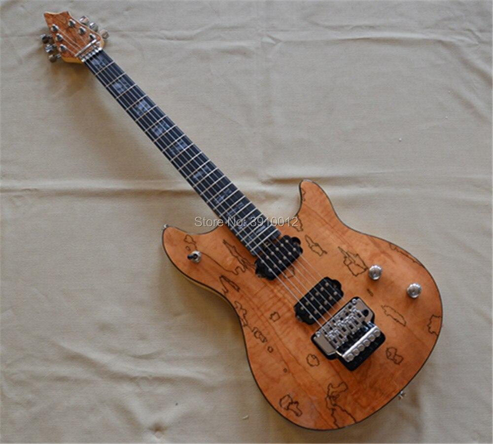 High Quality custom Edward Van Halen Electric Guitars Custom Left Handed Available
