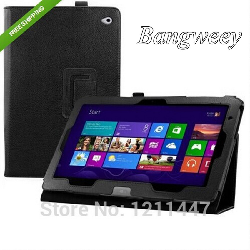11.6'' Lichee skin PU Leather capa para cover for acer iconia w700 tablets PDAs Accessories W700