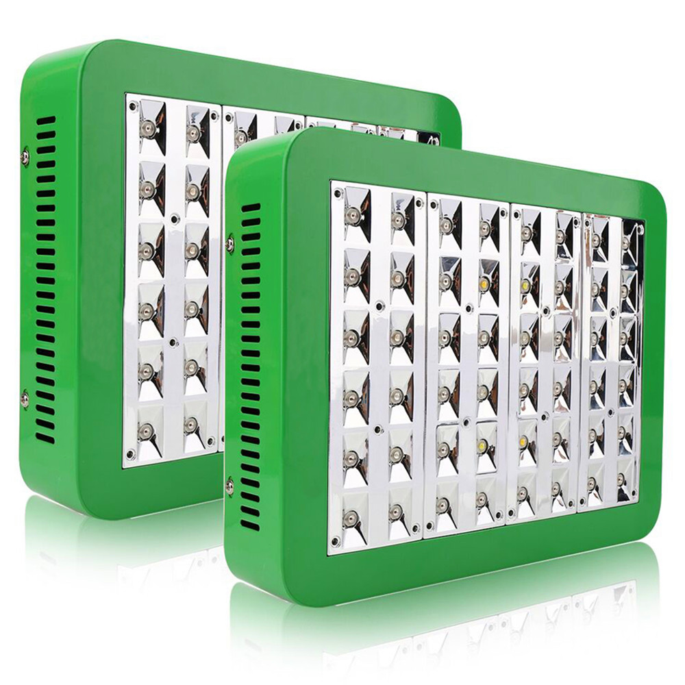 (2pcs/Lot) Switchable LED <font><b>Grow</b></font> Light 300W Full Spectrum <font><b>Grow</b></font> Lamp For Hydroponic System <font><b>Grow</b></font> <font><b>Tent</b></font> Indoor Plant Flowering Growing image