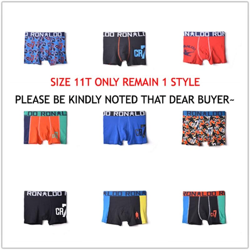 3Pcs/lot 2018 Brand Boys Briefs Cotton Boys Underwear Boxer Briefs Toddler Boys Boxer Briefs Pants Children   Panties