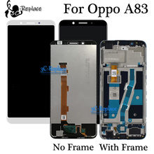 High Quality 5.7 inch Black/White NEW For Oppo A83 Full LCD