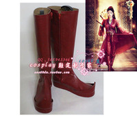 Gujianqitan TV Play Tale Of Antique Sword Hong Yu Female Cosplay Shoes S008