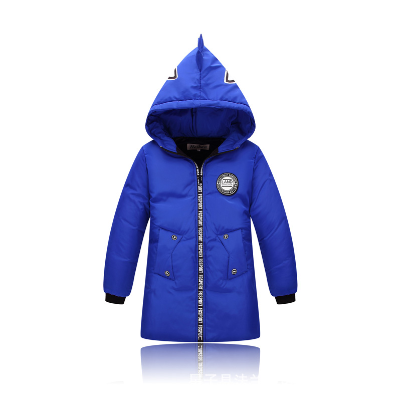 Children Winter Down Warm jacket Baby coat outerwear Boys Girls 90% White duck Down Hooded Coat Overcoat Clothes W107 children winter coats jacket baby boys warm outerwear thickening outdoors kids snow proof coat parkas cotton padded clothes