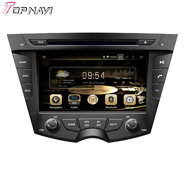 7'' Quad Core Android 5.1 Car Radio For HYUNDAI VELOSTER 2011- With Multimedia Video Radio Stereo Wifi BT16GB Flash