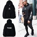 Kanye West Saint Pablo World Tour Merch Hoodie Hooded Oversize Saint Pablo