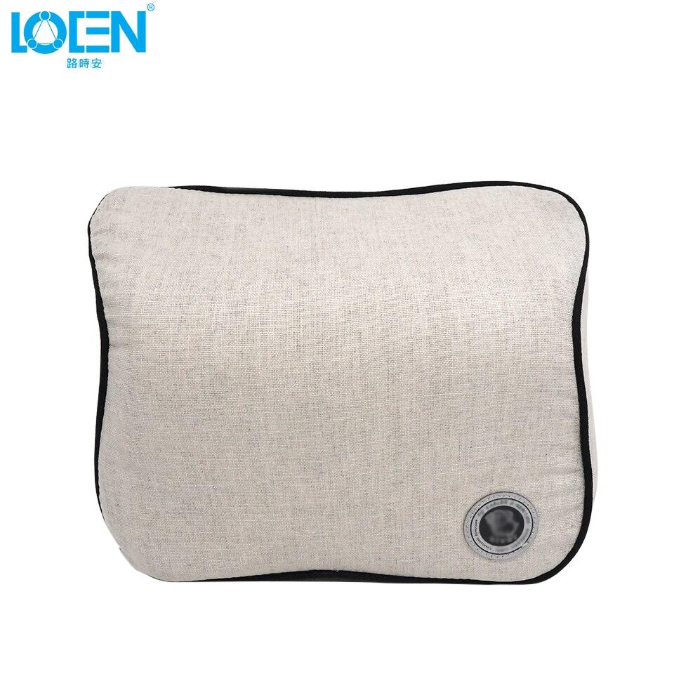 1PCS Car Headrest Pillow Ice Hemp Memory Cotton Filler Four Seasons Head Rest Auto Seat Neck Pillows High Quality For Long Trip
