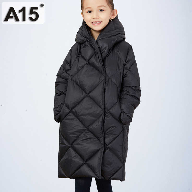 5f271d9f2 Detail Feedback Questions about Kids Down Jacket Hooded Winter Warm ...