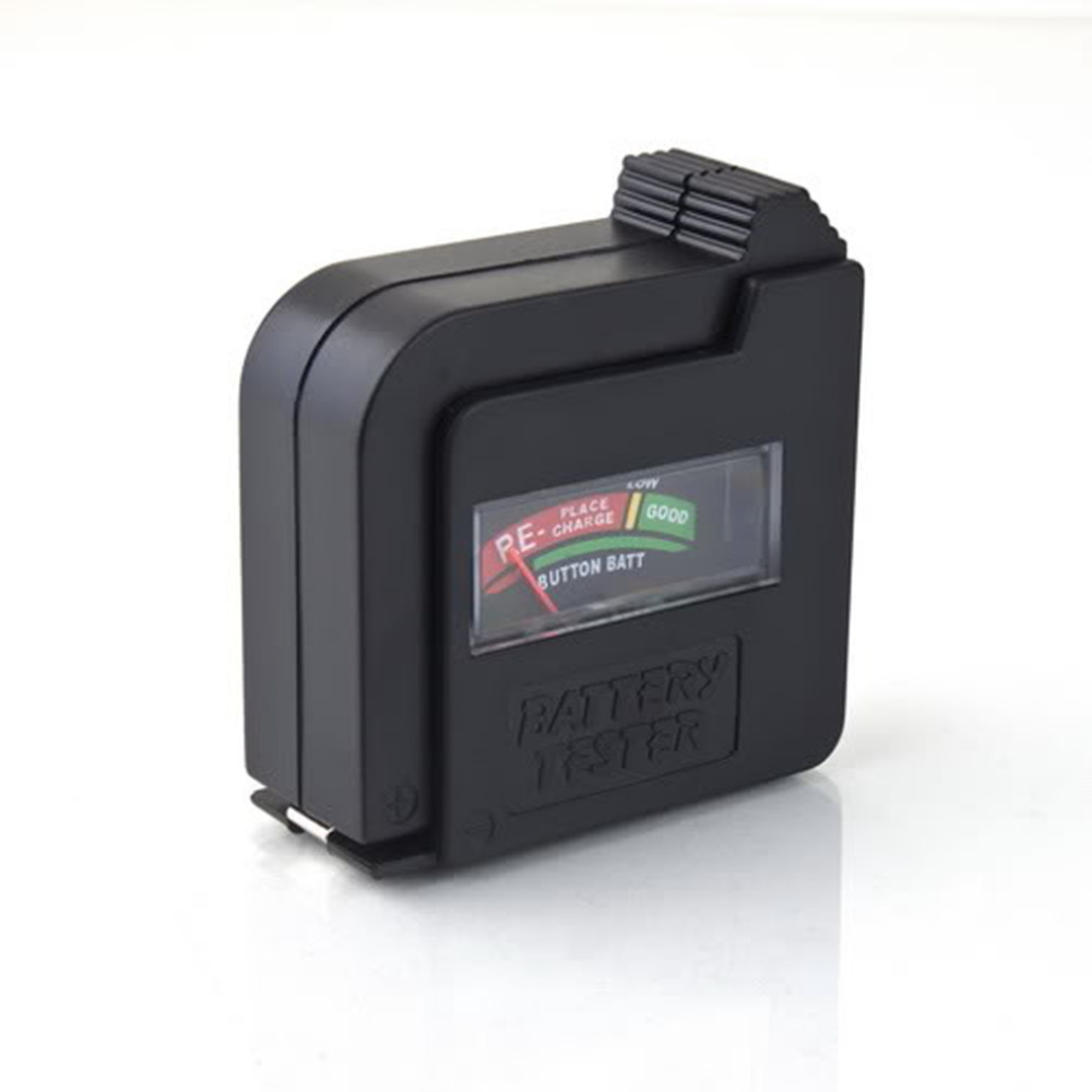 """""""ACEHE"""" akumuliatorių testeris BT-168 - universalus 9 V 1,5 V - Matavimo prietaisai - Nuotrauka 2"""