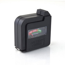 ACEHE Battery Tester BT-168 Universal Battery Tester For 9V 1.5V And Button Cell AAA AA C D Drop Shipping