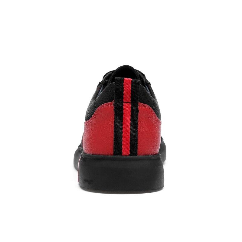 46 Black Zapatillas Mode Hommes Printemps Casual Appartements Up Oxford Chaussures Homme En Taille Nouveau 36 white Lace Cuir Hombre 2018 Suede QdxerWEBoC
