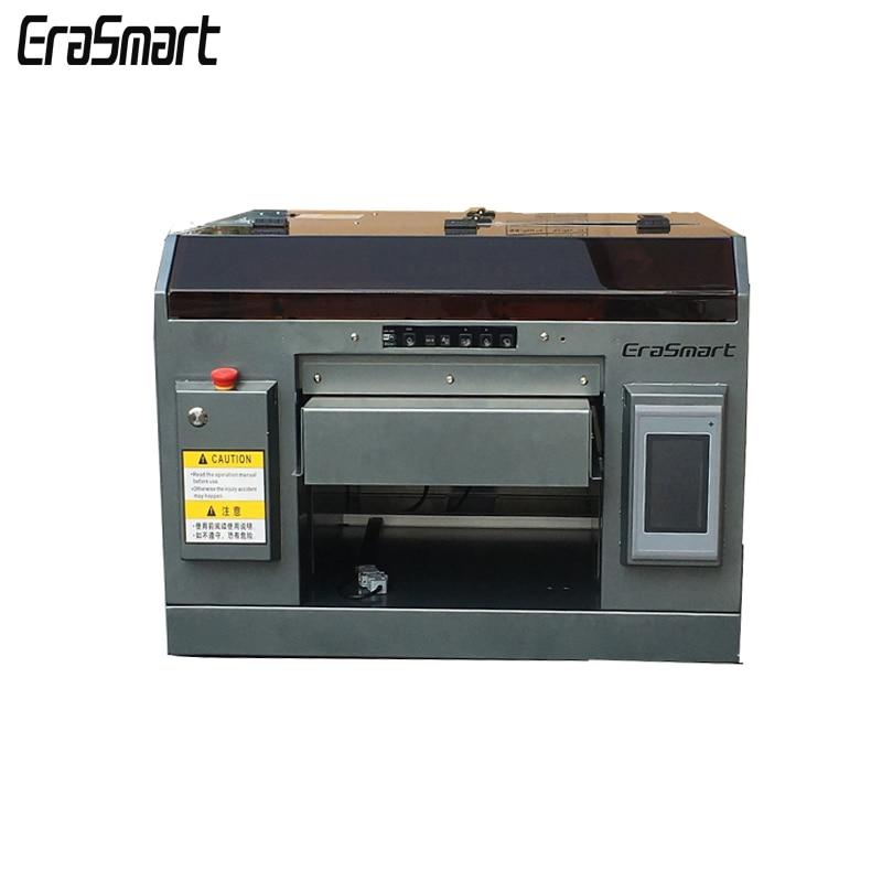 A3 Dx5 Dtg T-shirt Printer Digitale Flatbed Drukmachine Laat Onze Grondstoffen Naar De Wereld Gaan