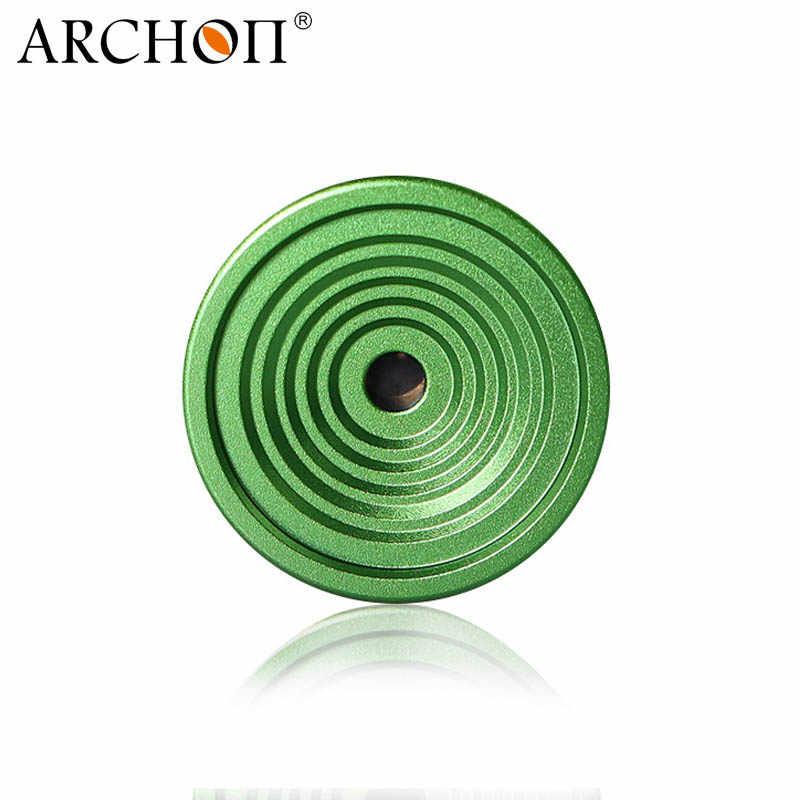 ARCHON J1 Дайвинг зеленый лазерный луч подводный 100 м водонепроницаемый 1 Вт 4,2-3 вольт Дайвинг лазерный проектор