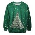 Women Hoodies Sweatshirts Long Sleeve Tracksuit Christmas Printed Pullover Sweatshirt Tops Shirt for Women