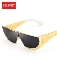 Simvey 2017 Trendy Fashion Women Polarized Cat Eye Sunglasses Vintage Luxury Brand Designer Sun Glasses Shades for Women