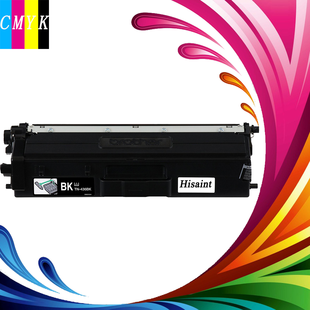 Hisaint Hot For Brother Printer TN436BK Super High Yield Toner-Retail Packaging , Black Cheap printer Toner Cartridge. Original 8 500 page high yield toner cartridge for dell b2360 b2360d b2360dn b3460dn b3465dn b3465dnf laser printer compatible 2 pack page 1