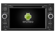 Navirider автомобильный dvd плеер мультимедиа авторадио android8.1 wifi gps навигационный экран для Ford Focus/C MAX/Fiesta/Fusion 1999 2008