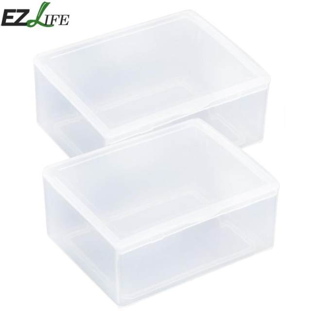 Online Shop Mini Storage Box Portable Jewelry Organizer Plastic Box