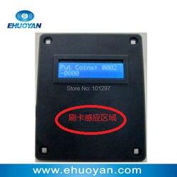 RFID Writer IC coin validator do gry i automat sprzedający zestaw bezgotówkowy/ER859C-2 + ER302K + oprogramowanie + 2 tagi