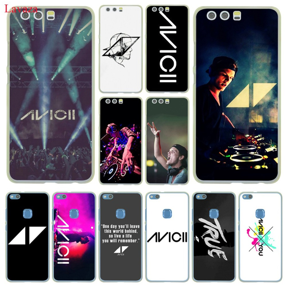 Lavaza Avicii DJ Tim Bergling Hard Case for Huawei P20 P10 P9 Plus P8 Lite Mini 2015 2016 2017 P Smart Mate 9 10 Lite Pro Cover