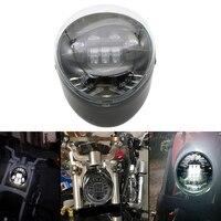 LED Headlight moto High Low Beam for Harley Vrod V Rod VRSC VRSCA VRSCDX 02 17