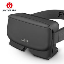 2017 ANTVR Original VR Shinecon 3D Immersive Virtual Reality Glasses Cardboard VR Box Headset for 5.0-6.0 inch Smartphone