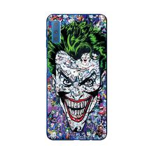 YOUVEI Novelty Superhero Phone Case For Samsung Galaxy A7 2018 Cover A750 Marvel Avengers Silicone Cases For Samsung A7 2018 6″