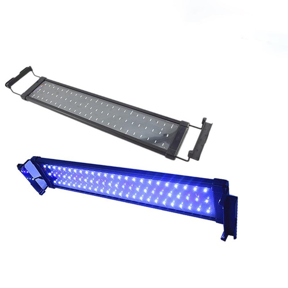 Lampe Panneau Led Bleu Poisson Tortue Éclairage Plante Lamplight Décoration Avec Ultrathin Blanc Aquarium Lumiparty 1c3FKJlT