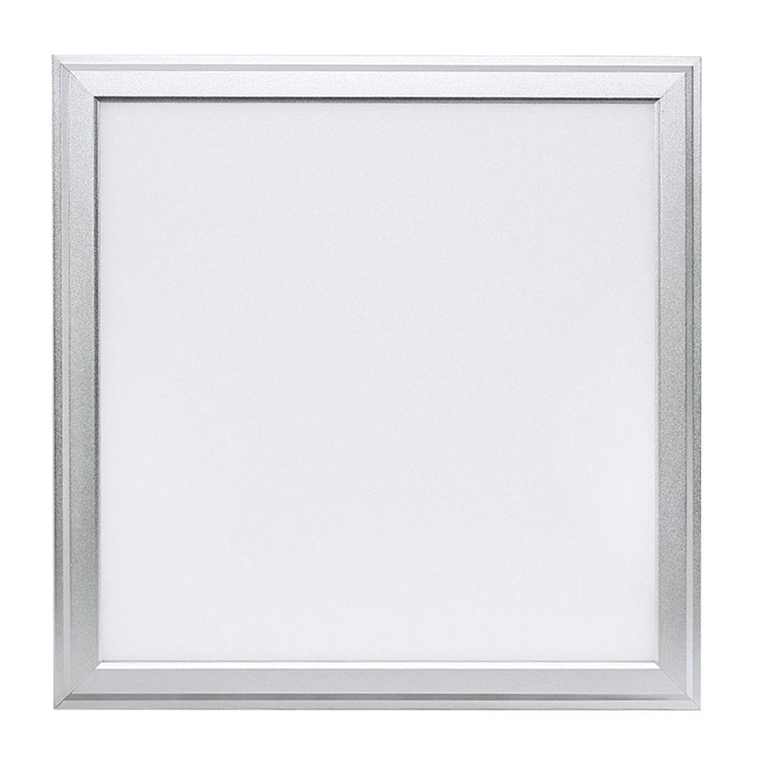 Ultraslim Square 30X30cm Daylight Warm White LED Panel Light Recessed Lamp Pendant Lights Set  SMD 2835 ,2800K,18W large illumination area ul panel light 4 x1 1200x300mm hanging recessed wall surface mounting no gare soft flat light
