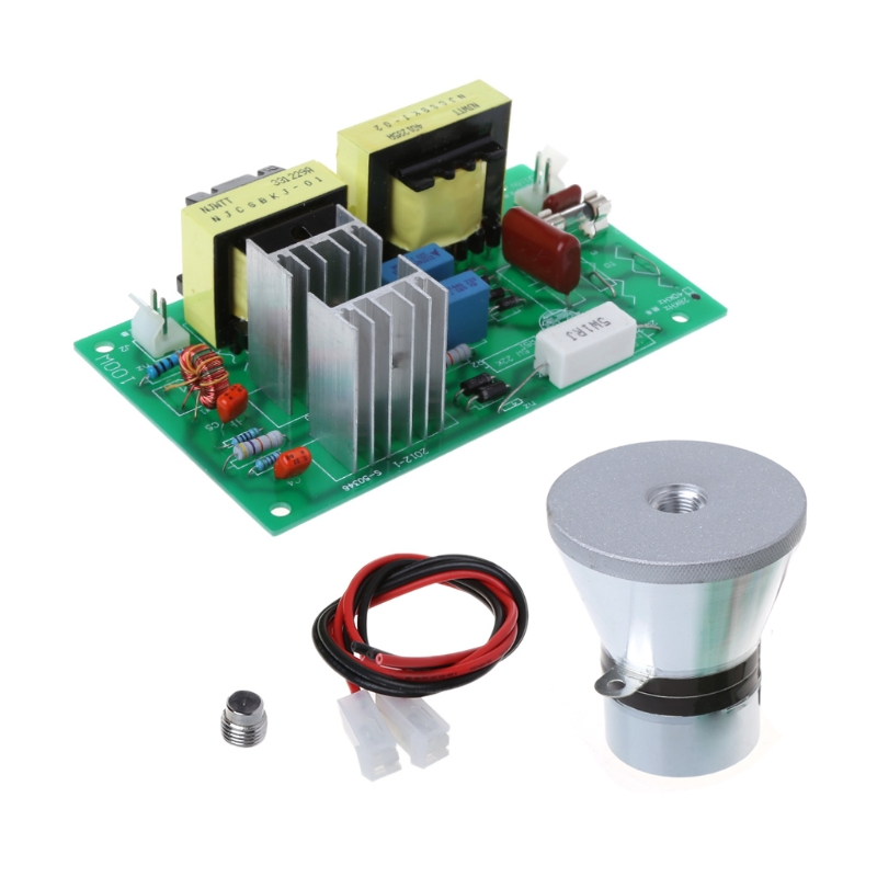 100W 28KHZ Ultrasonic Generator Power Board And Transducer Vibrator For Supersonic Cleaner 220V AC100W 28KHZ Ultrasonic Generator Power Board And Transducer Vibrator For Supersonic Cleaner 220V AC