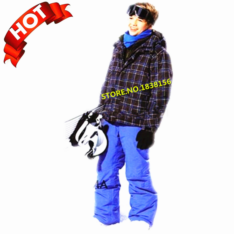 Hot Sale Russian Winter Clothing For Kids Boy Outdoor Snow Wear European Teenager Children Set Boys Ski Suit 2 Pieces Set HT8 russian phrase book
