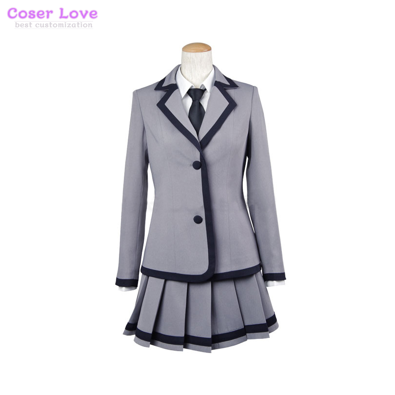 Assassination Classroom Kayano Kaede Halloween Christmas Cosplay Costume